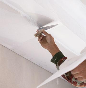 Ремонт потолка в квартире цена