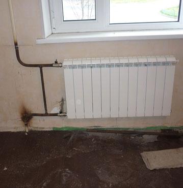 Сварка радиаторов отопления