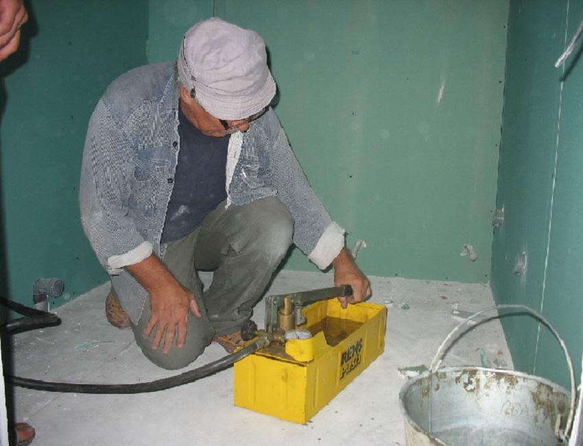Как залить антифриз в систему отопления дома своими руками 59