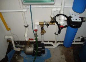 Монтаж водоснабжения в квартире
